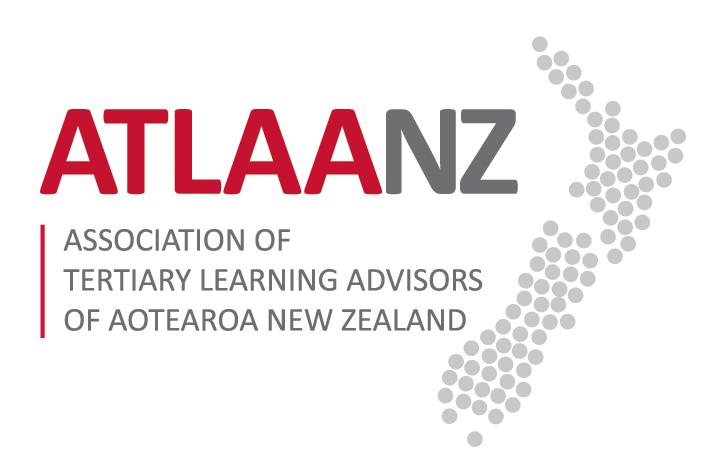 Original 2009 logo for ATLAANZ
